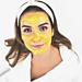 Omladzujúca maska s kyselinou glykolovou a hyalurónovou