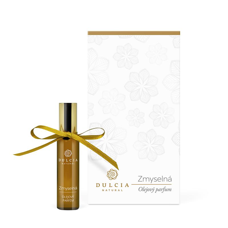 ZMYSELNÁ - olejový parfum