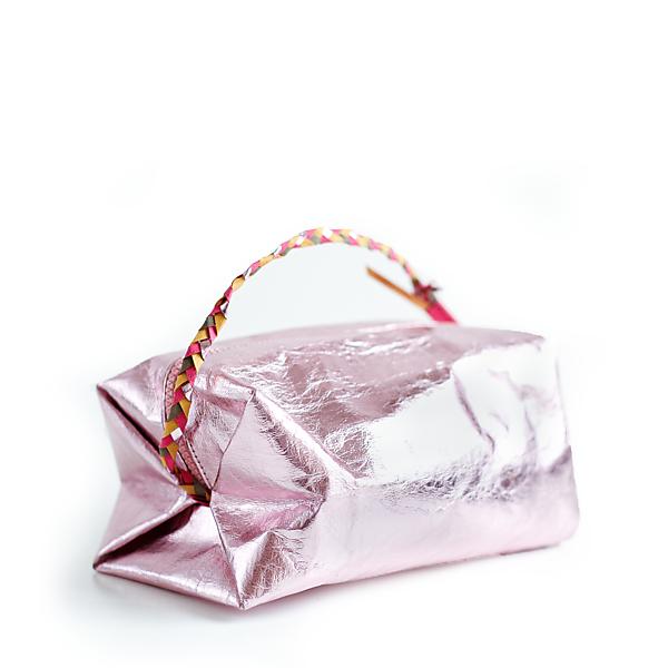 Kozmetická taška malá - lesklá