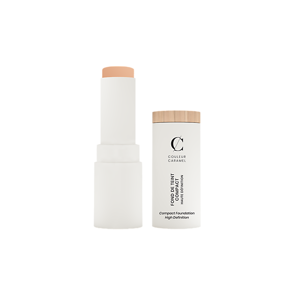 Krémový kompaktný make-up veľmi jemný č.11 - High Definition Compact foundation n°11 Light sandy beige