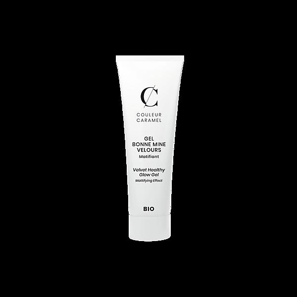 Zmatňujúci make-up č.63 - Velvet healthy glow gel n°63 Caramel 30 ml