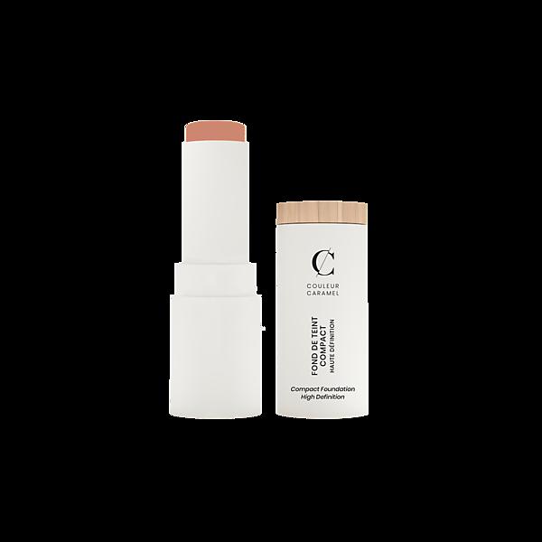 Krémový kompaktný make-up veľmi jemný č.13 - High Definition Compact foundation n°13 Orange beige