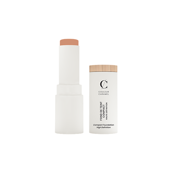 Krémový kompaktný make-up veľmi jemný č.14 - High Definition Compact foundation n°14 Golden beige