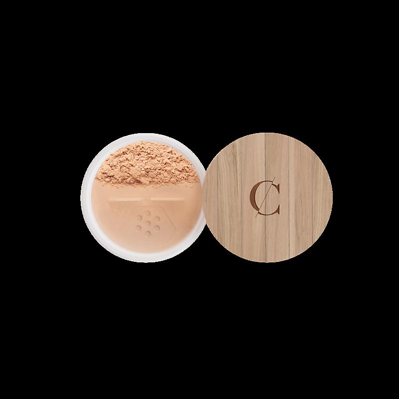 Bio minerálny make-up č.21 svetlo béžový - BIO MINERAL foundation n°21 Light beige