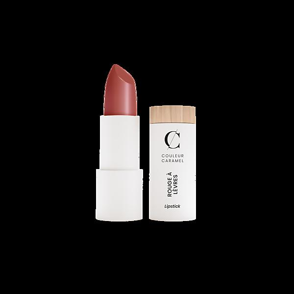 Rúž na pery matný č.126 - Matt lipstick n°126 Rosy beige